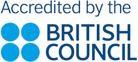 Bristish Council Accredited